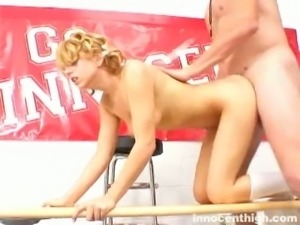 Lexi Belle screwed at school
