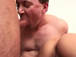 Bisexual Triple Anal Fucking