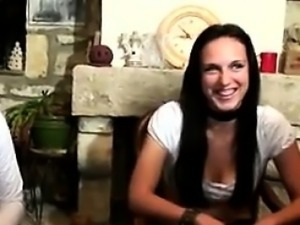 Girl Gets Kinky During An Audition