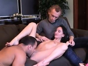 Appreciating a fascinating pussy