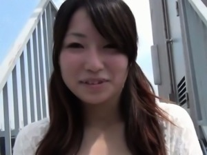 Hairy asian pussy spread