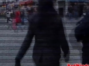 Real dutch hookers in a funny ffm threeway