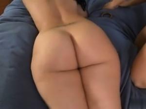 Sexy gf brutal anal