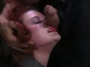 Hazel Hypnotic Gets Grilled