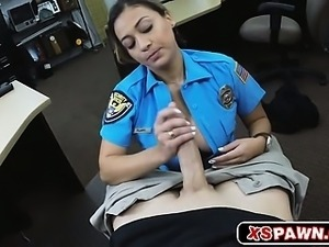 Sexy hot babe loves getting her pussy fucked