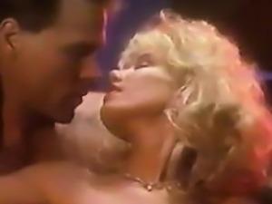 Blonde Woman Having Sex