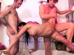 Young pornstar anal first time