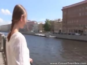 Casual Teen Sex - Fuck her like a gentleman free