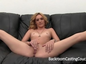 Anal Loving Teacher on Casting Couch