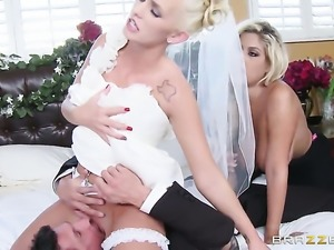 Emily Austin is a blowjob addict and Tommy Gunn knows it