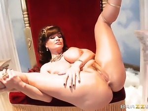 Mick Blue loves fuckable cornhole of Lisa Ann with giant hooters