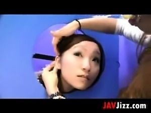 Japanese Chicks In Facial Glory Holes