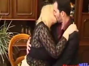 French MILF Fucked Anal and Squirting Pussy Juice