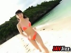 Japanese Teen Girl In A Bikini Softcore