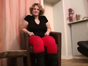 Italian wife anal finger