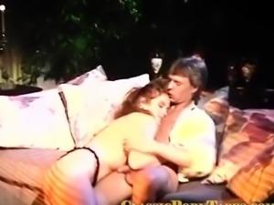 Genuine 80s porn movie