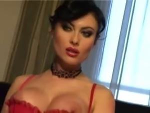 The bulgarian pop-singer in a playboy (Liana)