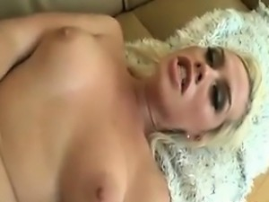 Anal Pounding For A Beautiful Blonde Chick