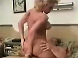 Horny Bisexual MILF Loves Doing Anal