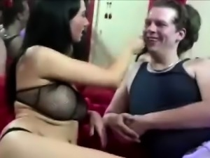 Amateur spanks and dominates Dutch hooker