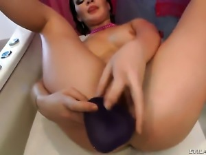 Rita D enjoys some anal loving with Omar Galanti before she gets her mouth...