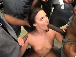 Sexy wife first anal