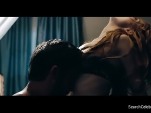 Josephine de La Baume nude - Kiss of The Damned