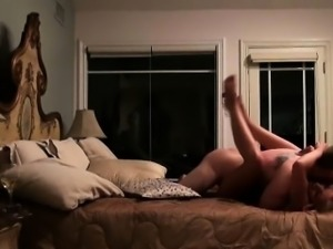Gorgeous Cheating Blonde Getting Banged On Hidden Camera