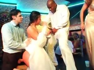 Sex Orgy Bride Bang CD1