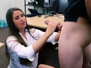 remarkable, experienced blonde bitch with big tits and what