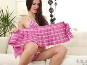 seductive ladies begin to undress @ cream pie cuties