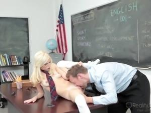 slutty piper seduces her teacher @ corrupt schoolgirls #11