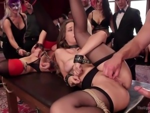 horny girls finally have a great pass time