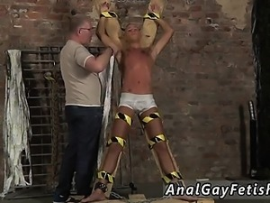Gay old man fucks young boy porn Slave Boy Made To Squirt
