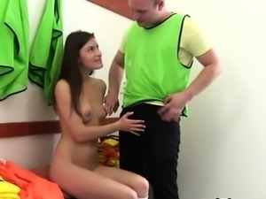 Cum covered teen girls movies Dutch football player screwed