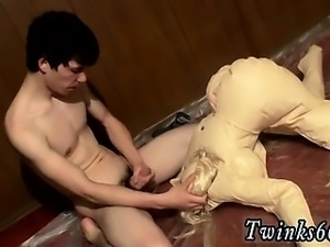 Gay teen boys 1st time getting started videos A Doll To Piss