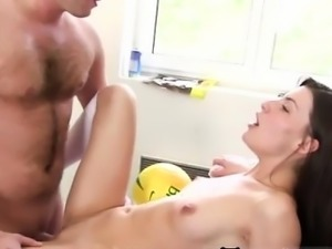 Threesome cumshot compilation Dutch football player nailed b