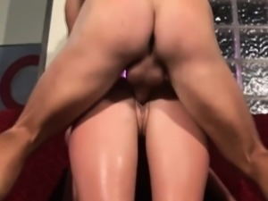 Huge Tits and Ass Gianna Michaels Nailed Hard