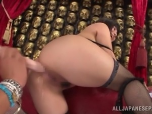 will anal stimulation make her cum?