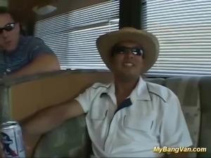bangvan anal gangbang
