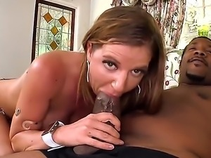 Kaylynn Kage is a hot slut that is playing with a monster of a cock. It is...