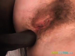 Felicitas Rides A Big Black Cock