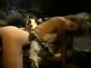 Sabrina Dawn, Randy Spears in 1980\'s porn video of savage