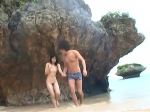 sex is even better in a cave on the beach