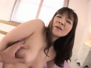 Busty Ichika Asagiri loves riding on cock in hardcore