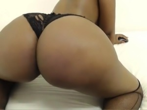 Natural African Booty 2