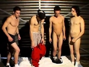 Boy fucking while standing gay porn first time Garage Piss O