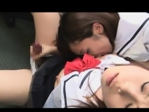 Futanari Reveals Her Cock at School!