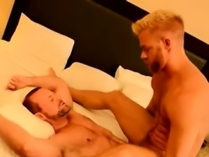Soap star gay porn movie male first time The Boss Gets Some