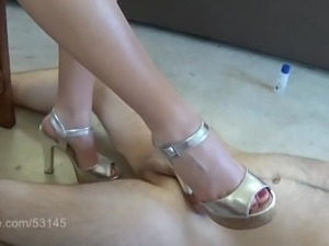 Shoe CBT and Foot Domination HD